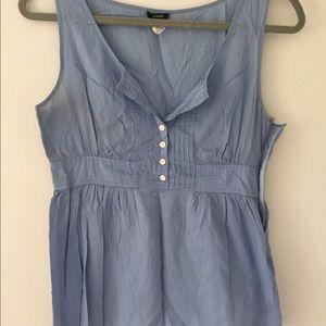 J Crew summer blouse